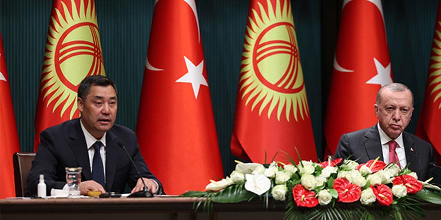 Erdoğan: FETÖ iki ülke için de tehdit