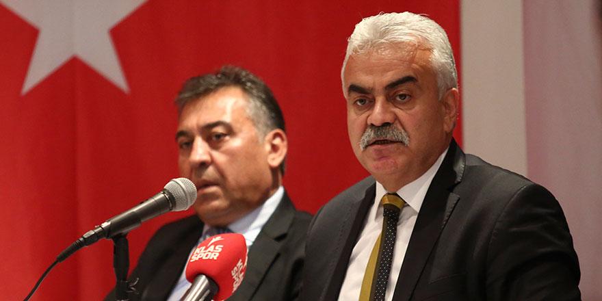 Metin Akyüz: MKE Ankaragücü siyaset üstüdür