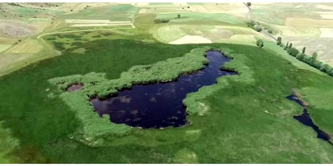 Kaz Gölü'netehdit bitmiyor
