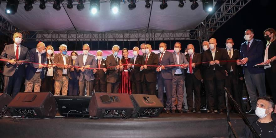 MuratKarayalçın Meydanıhizmete açıldı