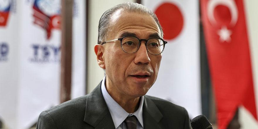 Kazuhiro: Türk takımını her yarışta destekleyeceğiz