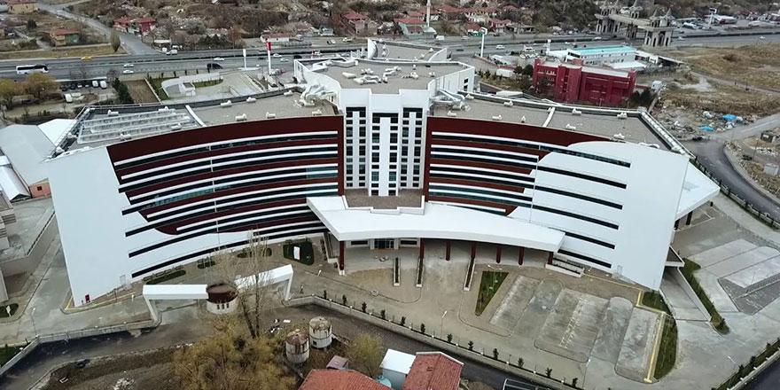 Mamak Devlet Hastanesi'nin açılışı için geri sayım başladı