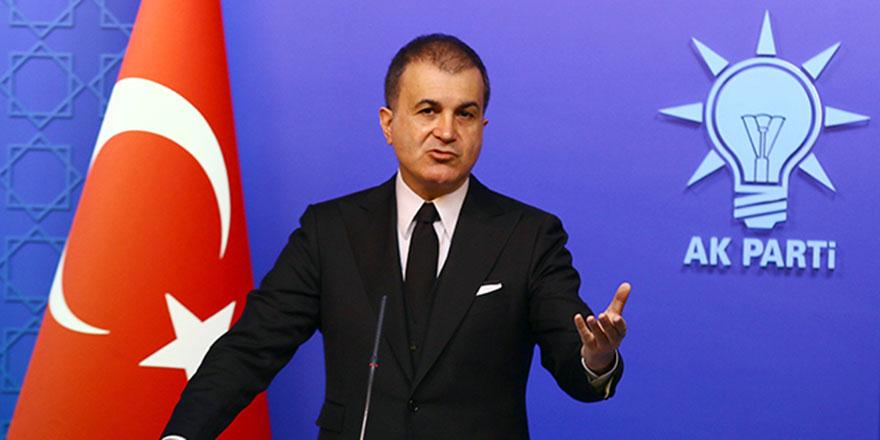 AK Parti'den HDP İl binası saldırısına kınama