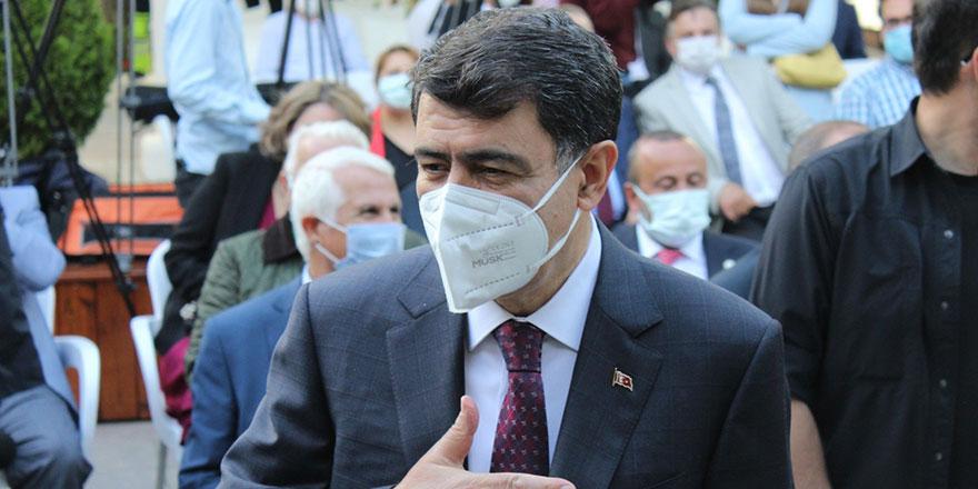 Ankara Valisi Vasip Şahin'den önemli mesajlar