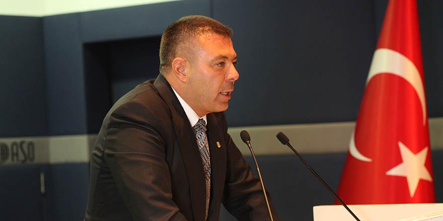 Galatasaray'ın başkan adayları Ankara'da konuştu