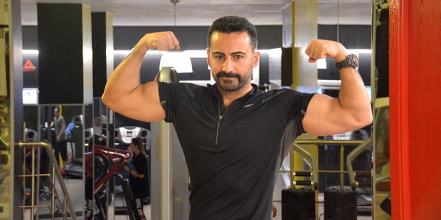 Hedef Vücut Geliştirme ve Bilek Güreşi'nde dünya şampiyonu çıkarmak