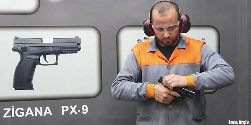 Çeşitli cins ve markada 43 adet tüfek ihale ile satışa sunuluyor