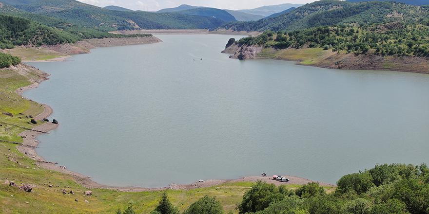 Ankara barajları alarm veriyor