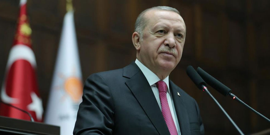 Cumhurbaşkanı Erdoğan'dan muhalefete eleştiri