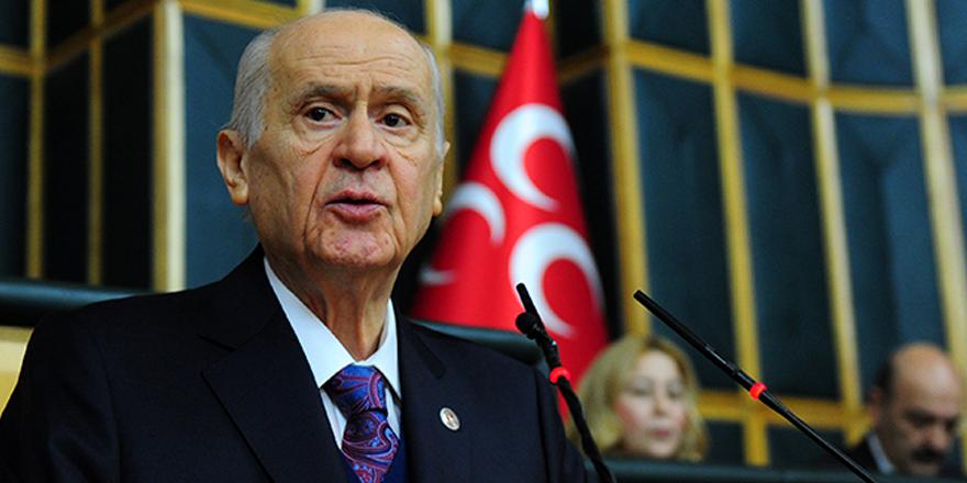 Bahçeli'den AYM'nin Gergerlioğlu kararına tepki
