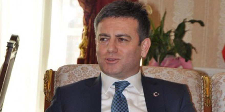 AK Parti'li Aydın'dan Kurban Bayramı mesajı