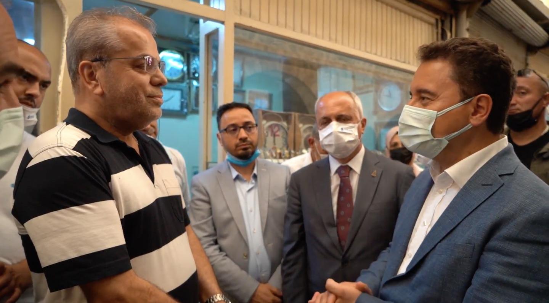 Babacan'dan Suriyeliler açıklaması