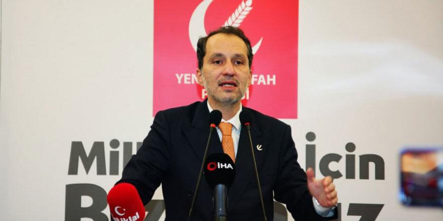 Fatih Erbakan'dan Tunus açıklaması