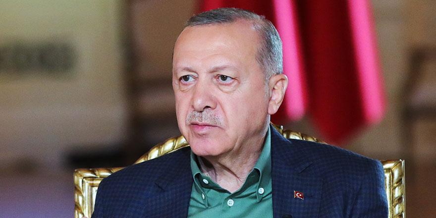 """Cumhurbaşkanı Erdoğan: """"Yalan terörü estiriliyor"""""""