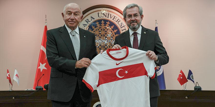TFF ile Ankara Üniversitesi arasında eğitim anlaşması