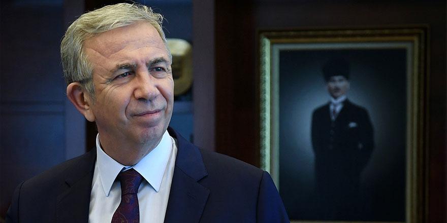 Mansur Yavaş'a 'Dünya Belediye Başkanı Başkent' Ödülü