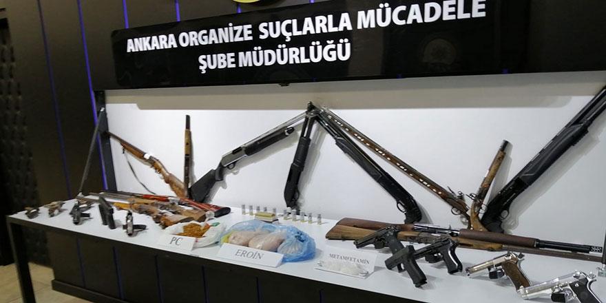 Ankara Emniyeti suçlulara göz açtırmıyor