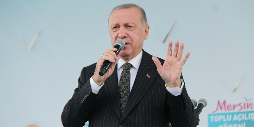 Cumhurbaşkanı Erdoğan'dan yeni nükleer santral açıklaması