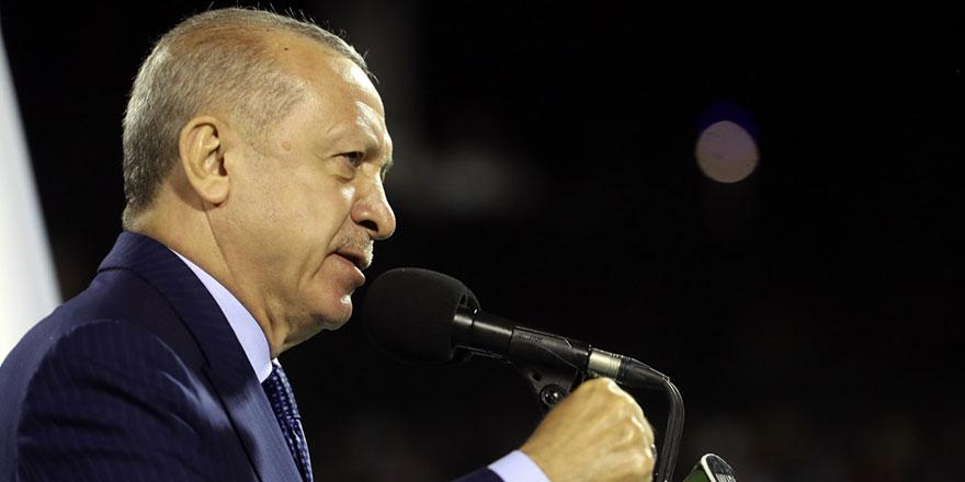 Cumhurbaşkanı Erdoğan'dan fahiş fiyat açıklaması