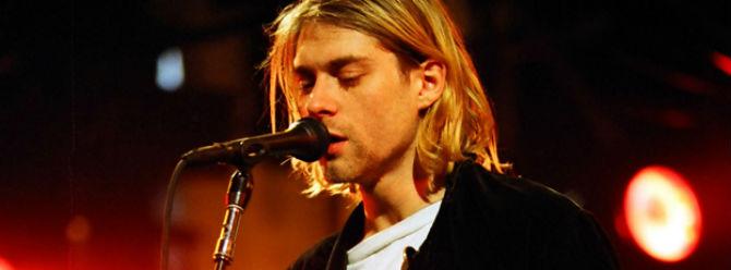 Kurt Cobain'in hayatı çizgi roman oldu