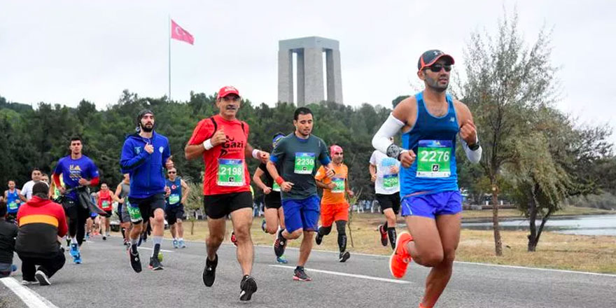 Gelibolu Maratonu 26 Eylül 2021 Pazar günü gerçekleştiriliyor