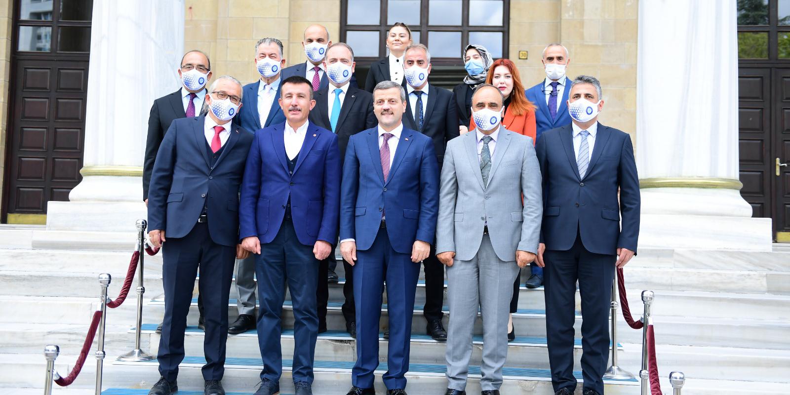 Altındağ'da önemli işbirliği