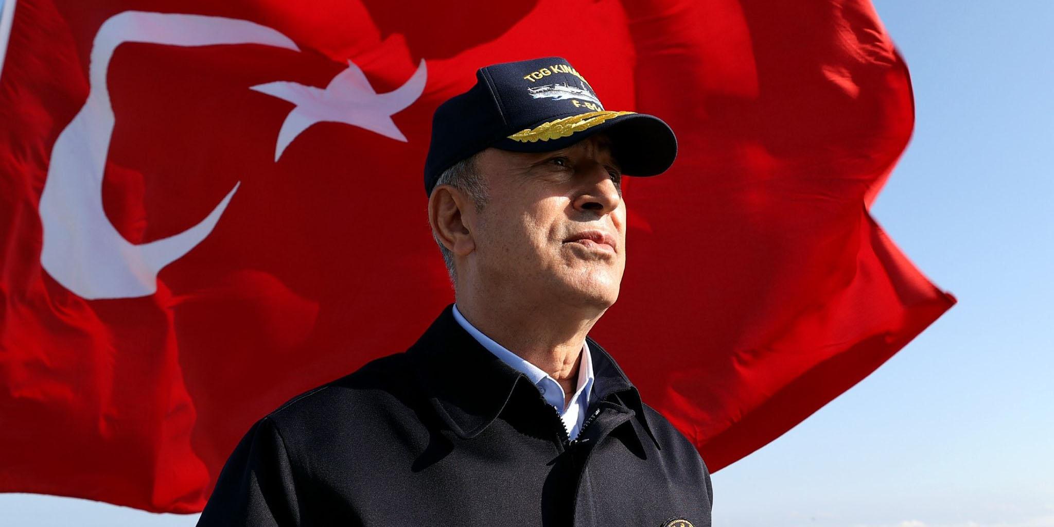 Bakan Akar'dan, Preveze Deniz Zaferi'nin yıl dönümü mesajı