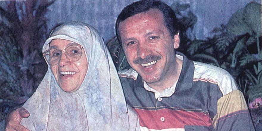 Cumhurbaşkanı Erdoğan'dan duygusal paylaşım