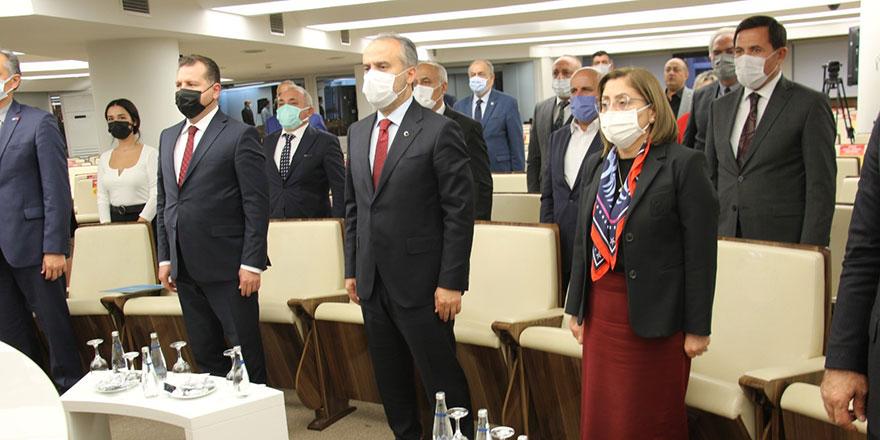 Türkiye Sağlıklı Kentler Birliği Ankara Ofisi açıldı