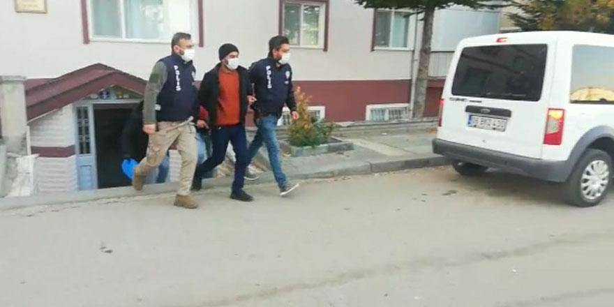 Ankara DEAŞ operasyonu: 14 gözaltı