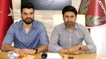 Gökhan Zan'dan Hatayspor'a destek