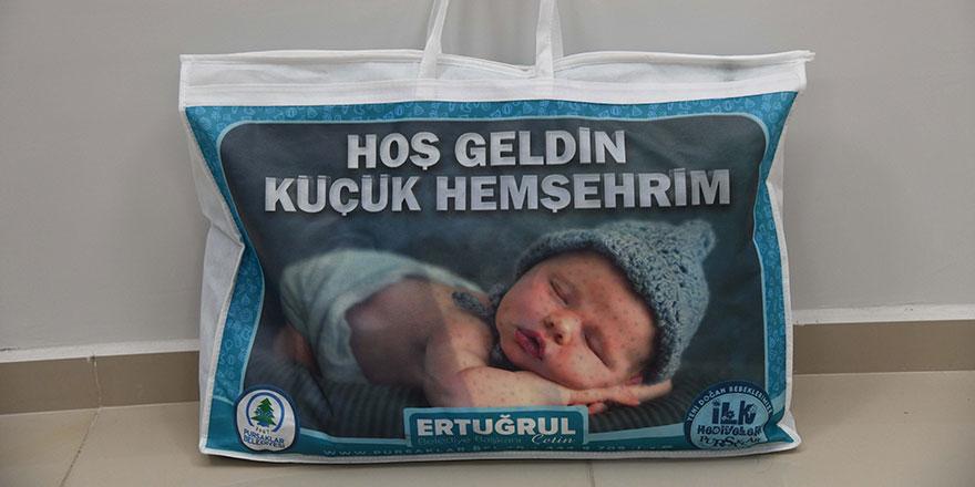 Bebek doğum seti satın alınacak