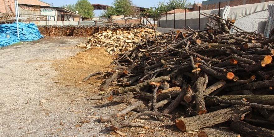 Odun ve kömür satın alınacak