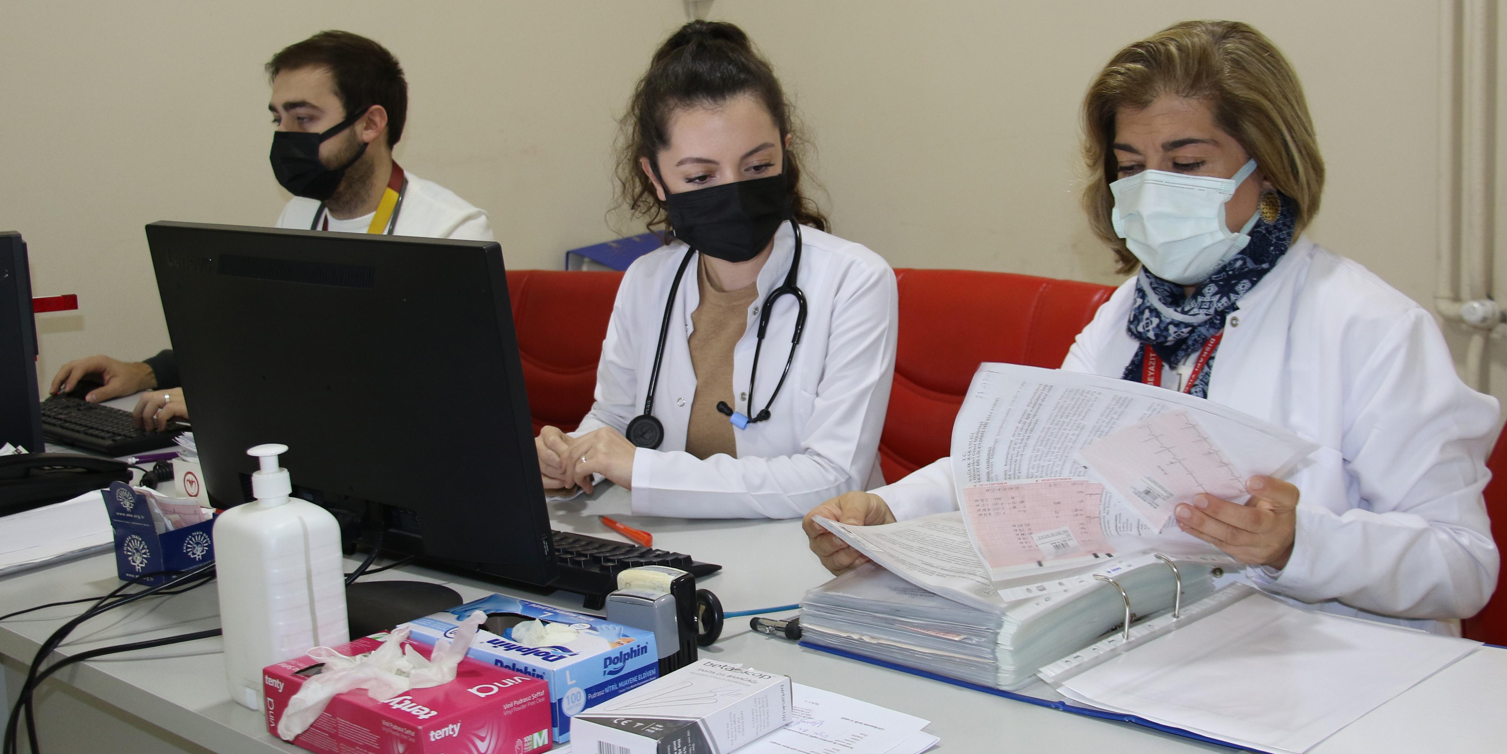 Hastaların ortak şikayeti 'nefes darlığı'