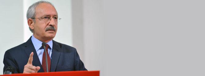 Kılıçdaroğlu: Hırsızların altına yattılar