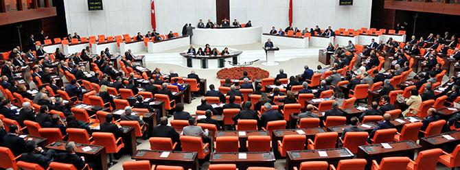 Dokunulmazlık teklifi Meclis'e sunuldu