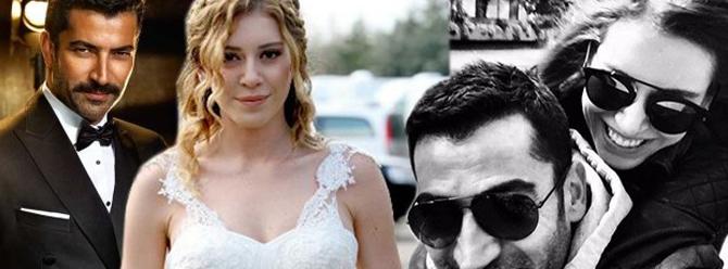İşte Kenan İmirzalıoğlu ve Sinem Kobal'ın düğün davetiyesi