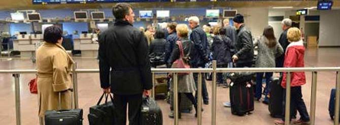Uluslararası aranan terör zanlısı Türkiye uçağına binerken yakalandı