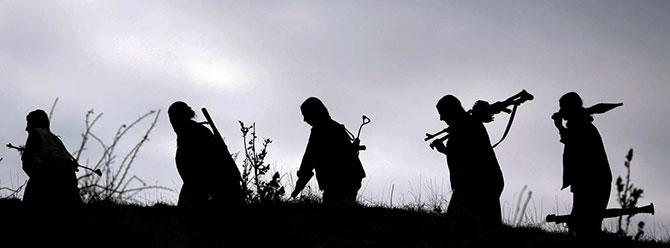 PKK'nın üst düzey yöneticisi İsveç'te yakalandı