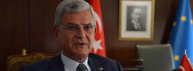 AB Bakanı: Bu şekilde yürürlüğe girerse raporu iade edeceğiz