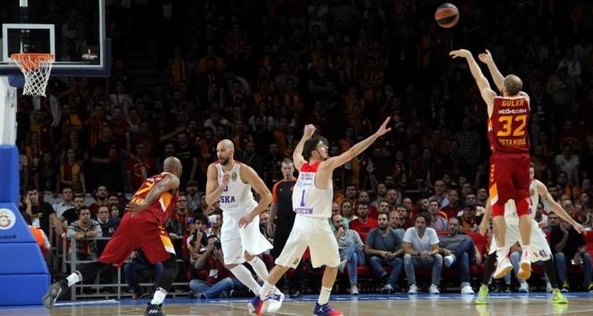 Galatasaray son şampiyona yenildi