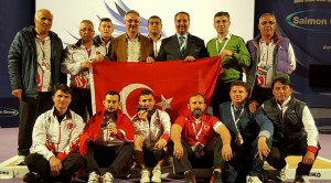 Avrupa'ya Türk damgası