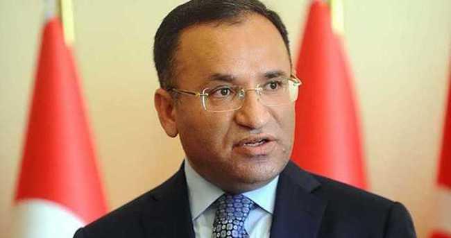 Adalet Bakanı'ndan Fehriye Erdal açıklaması