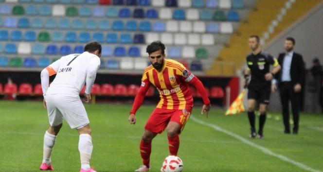 Kayserispor, Ziraat Türkiye Kupası'nda Bucaspor'u eledi