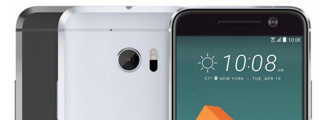HTC 10 resmi olarak duyuruldu!