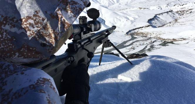 Yüksekova'da 92 PKK'lı öldürüldü