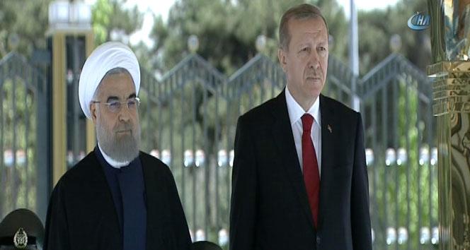 Ruhani Cumhurbaşkanlığı Külliyesi'nde