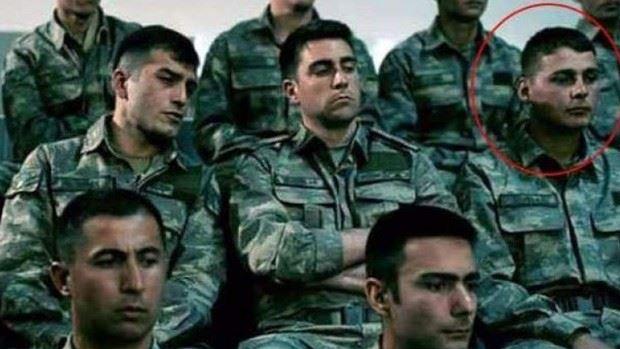 'Dağ 2' filminde oynayan asker şehit oldu!