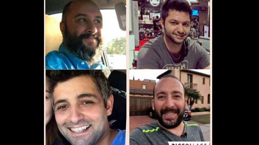 Amerika'da  kaybolan dört Türk bulundu
