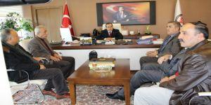 Kırşehrilerden, Türkkanı'na hayırlı olsun ziyareti